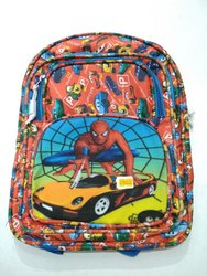 Unisex Polyester Kids School Bag