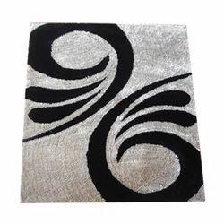 Black And White Shaggy Carpet