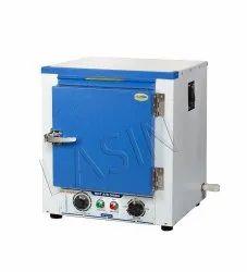 50-250 Degree Celsius Mild Steel LASIN Laboratory Hot Air Oven, Model Name/Number: Lsi 004