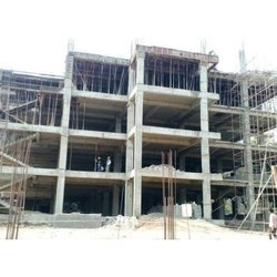 Construction Service Concrete Frame Structures Hospital Building Construction, Waterproofing System