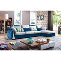 L Shape Living Room Sofa
