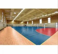 Indoor Sport Flooring