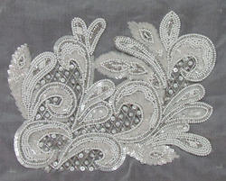 Seed Bead Embroidery Work