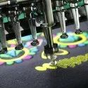 Single Head Laser Embroidery Machine For Blouse And Kurti