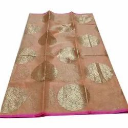 Party Wear Jacquard Weaving cotton Kota Saree, 6.4 meter