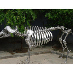 Aluminum Animal Skeleton Die Casting