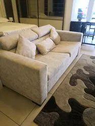 Designer Three Seater Sofa Cum Bed