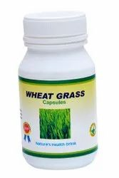 Wheat Grass Capsules