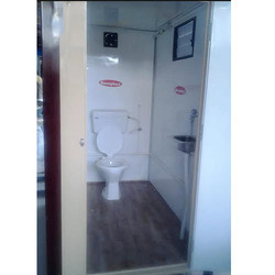 FRP Western Portable Toilet