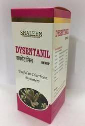 Anti-diarrheal and antidysenteric-Dysentanil Syrup