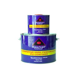 American Colour Polyurethane Paints, Packaging Type: Tin