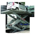Future Hydraulic Scissor Car Lift