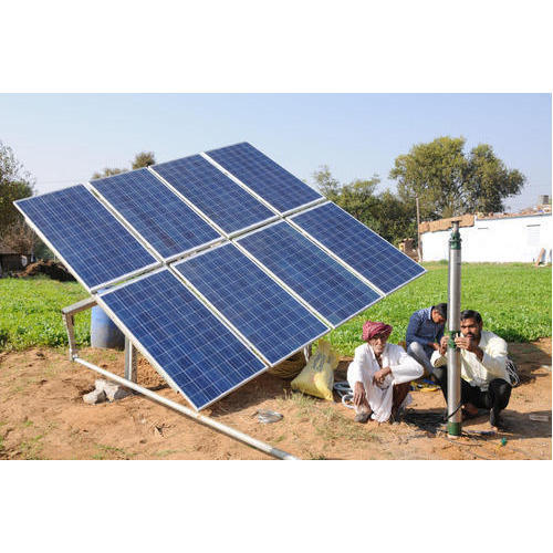 Solar Water Pump 1 Hp Rs 125000 Unit Anshu Global Power Solutions Id 18660718288