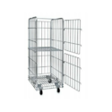 Rolling Metal Cage