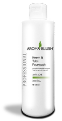 Aroma Blush Neem and Tulsi Face Wash, Packaging Size: 500 Ml