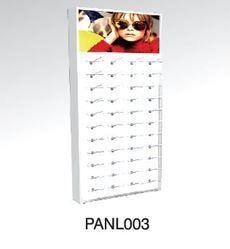 Sunglasses Lockable Display Stand