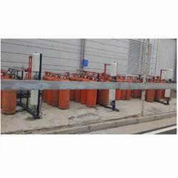 LPG VOT Manifold Installation Project