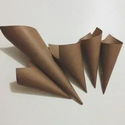 Conical Waxed Cones - CB2