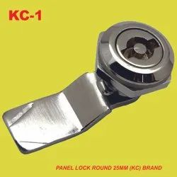 Panel Lock DC lock Round 25mm