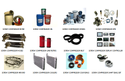 Screw Compressor Genuine Quality Air Oil Filter Kit