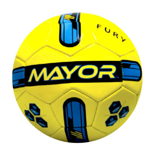 Mayor PVC Fury Junior Footballs