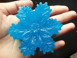 Snow Flake Gift Soap