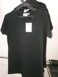 Ladies Plain T Shirt