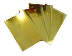 Golden Light Gumsheet