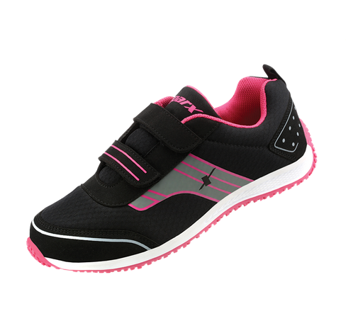 Sparx Black And Grey Women Shoes (sl-92