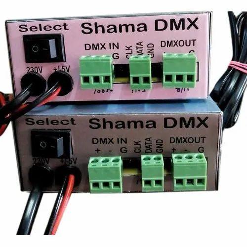 Shama Dmx Controller