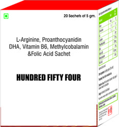 Proanthocyanidin DHA , Vitamin B6 and Folic Acid Sachet