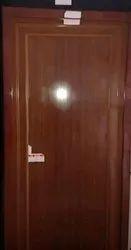 Sliding Polished Sintex Pvc Door, For Home, Interior
