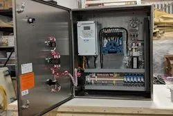 Explosion Proof Control Panels & Intrinsically Safe Control Panels, Purged Control Panels