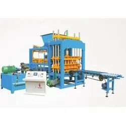 Concrete Block Making Machine -- ABM-5S