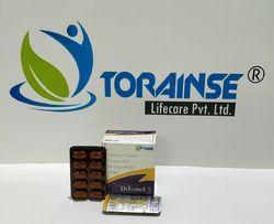 Diclofenac Potassium 50mg Paracetamol 325mg Serra 10mg