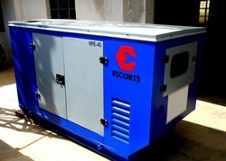 Silent or Soundproof 10 - 320 Kva Diesel Generators, for Commercial