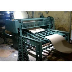 Automatic Reel Stand Corrugation Machine