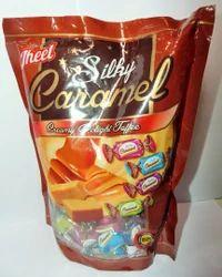Silky Caramel Toffee