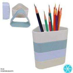 Plastic Triangle Detachable Pen Holder-PS-04