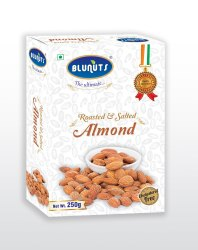 Roasted And Salted California Almonds