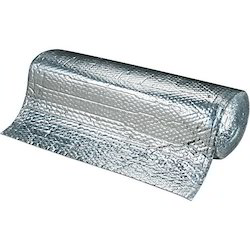 Aluminum Thermal Insulation Sheet, Size: 1.25 M X 60 M
