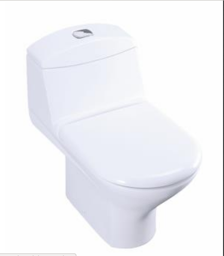 Excellent Kohler White Trocadero One Piece Toilet With Quiet Close Andrewgaddart Wooden Chair Designs For Living Room Andrewgaddartcom