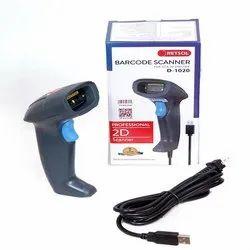 Retsol Barcode Scanner D-1020