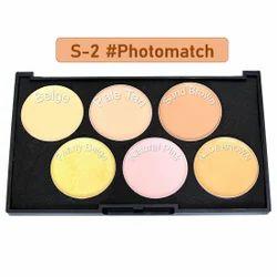 Professional Concealer Palette- P6-02