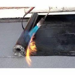 Rans Bituminous Waterproofing Membrane, Black, 1Mx10M