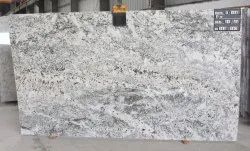 Black Polished Granite Slabs, For Countertops, Thickness: 15-20 mm