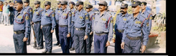 Commercial Building Security Guard Services