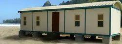 8.6 Feet Portable Office Cabin