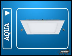 LED Panel Light Square Aqua Model