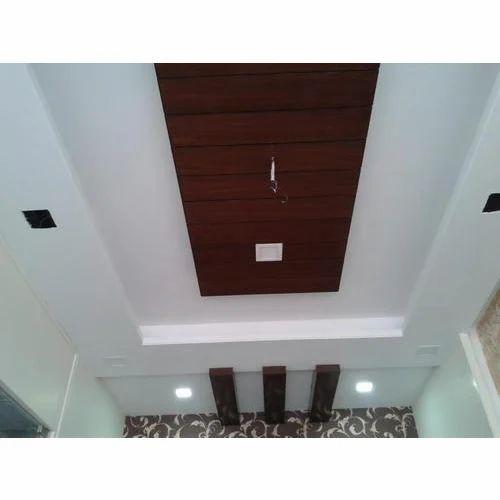 Pop False Ceiling Services Bedroom Ceiling Design House